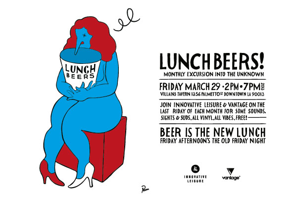 Lunch Beers 7