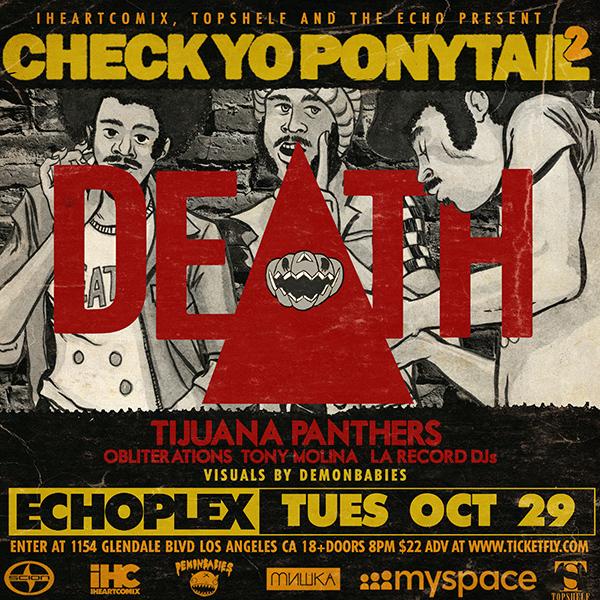 TJP x Death