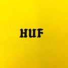 yellow huf close