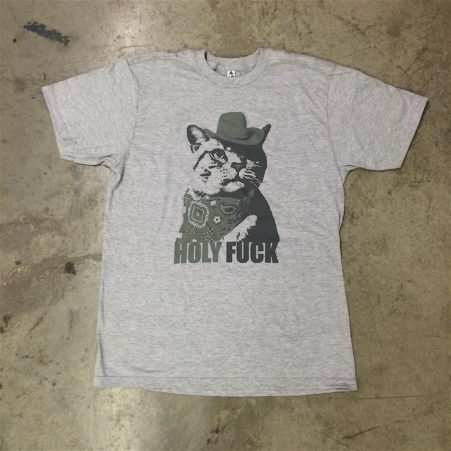 holy fuck cat shirt 1