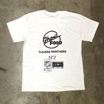 ghost food tape + shirt