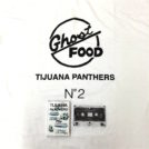 ghost food tape + shirt close