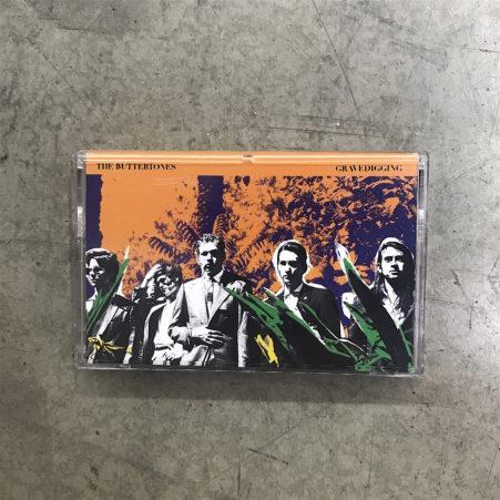 buttertones tape