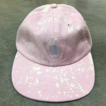 hek huf hat pink