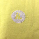 embroidered yellow close