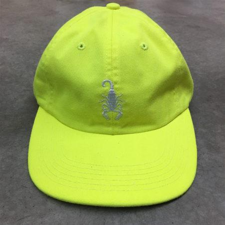 hek huf hat yellow 1